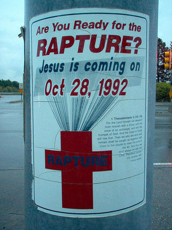 Pretribulation Rapture
