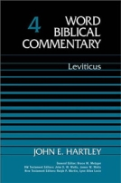Leviticus (WBC) by John E. Hartley
