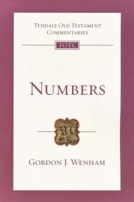 Numbers (TOTC) by Gordon J. Wenham