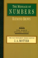 The Message of Numbers (BST) by Raymond Brown