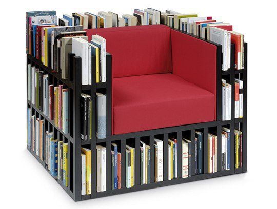 The Ultimate Reading Chair